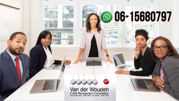 Availability Van der Wouden Credit Management Consultance
